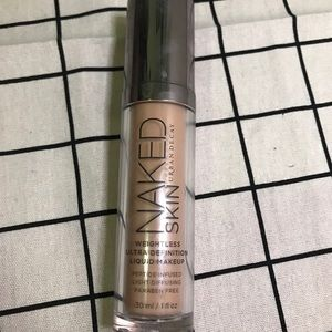 Other - Urban decay naked skin ultra weightless foundation
